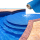 inground pvc swimming pool liner film supplier waterproof swimming pool vinyl liners