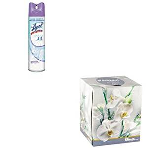 KITKIM21269RAC79196 - Value Kit - KLEENEX BOUTIQUE 21269 Facial Tissues in Floral box, 8.6quot; x 8.4quot; (KIM21269) and Neutra Air Sanitizing Spray (RAC79196)