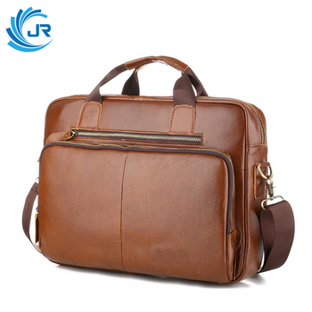 Hot Designers Bags Executive Genuine Leather Briefcase For Men