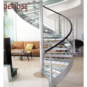 circular metal spiral staircase dwg dimensions