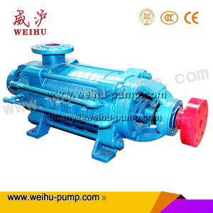D DG type coal mine multistage centrifugal water pump