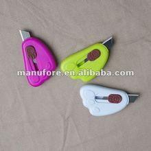 Mini Multi Function Pocket Knife Retractable Blade Box Cutter