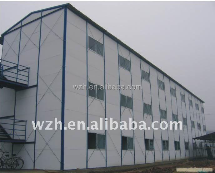 portable house/prefab house /warehouse / car parking