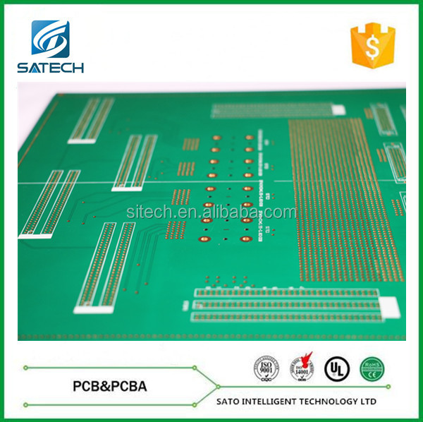 OEM Electronic 94V0 FR4 PCB Contract Manufacturing