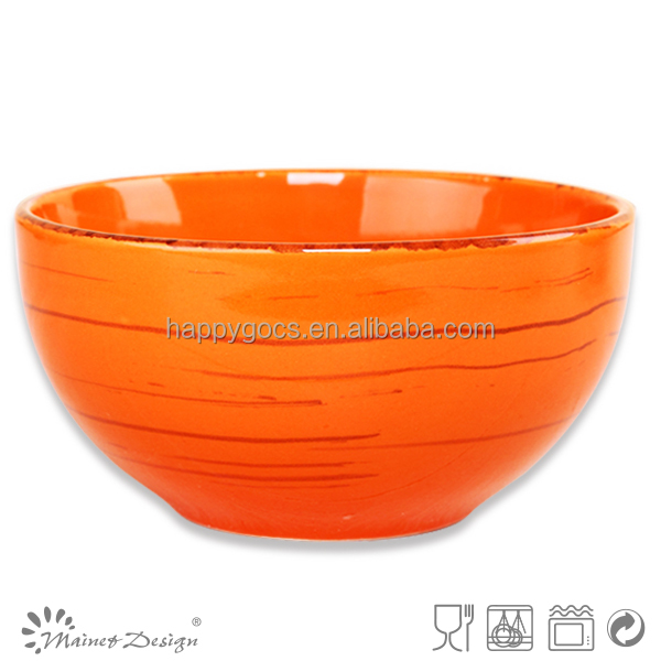5.5 Inch Cheap Ceramic Cereal Bowl Green Color/green Ceramic Bowl ...