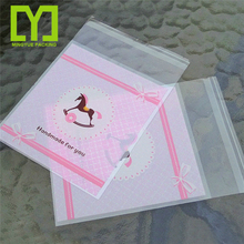 Hot Sale Promotional Customized Breathable Plastic Bag / Opp Bag