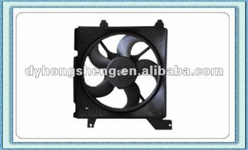 Electric Radiator Fan Conversion For Jac