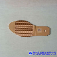 rubber soling sheet for shoes material