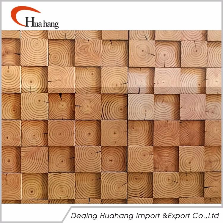 venta caliente casa interior nico de madera paneles de pared decorativos d