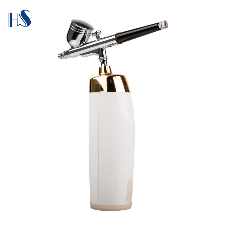 Hb05 New Battery Airbrush Kit With Compressor - Buy Airbrush Nails,Airbrush  Gun For Nail,Battery Airbrush Gun For Nail Product on Alibaba com