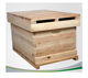Hot sale langstroth beehive box 2 layers 8 or 10 frames bee hive