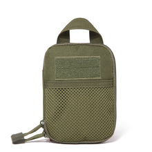 Fünf Farbe Mode Camouflage Military Tactical Molle tasche