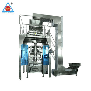 automatic granule vertical filling and packaging machine with weighing system