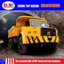 Off Road Underground Mine Truck For Coal Transportation 30 Ton Mining Transportation Equipment
