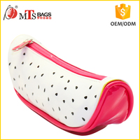 OEM In Stock Customizable Children Promotional PU pencil cases & bags