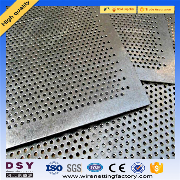 Hot sale perforated metal sheet fence / perforated metal sheet /aluminum sheet perforated metal
