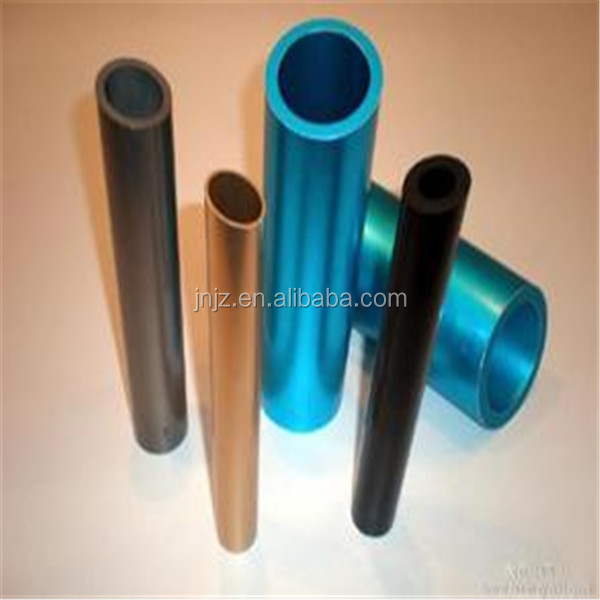 High Quality Hot Selling aluminum alloy polished tube 6082 t6 with free samples