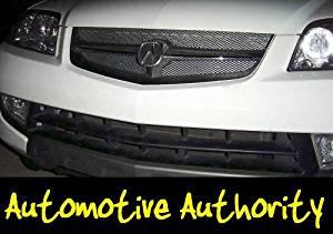 Acura MDX Chrome Mesh Grille Insert 01-03