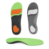 Amazon Hot Selling Orthopedic PU Material arch support insole