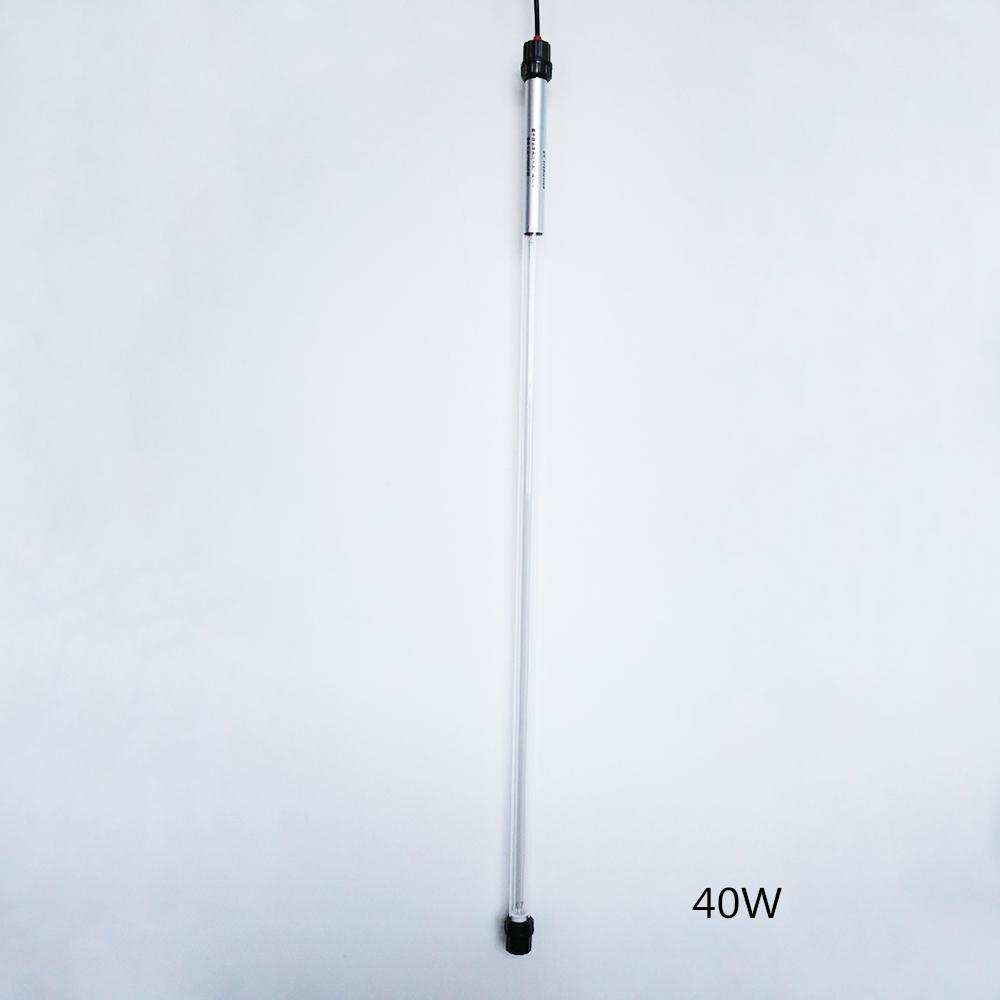 Ce rohs uv antiseptik led ışık IP68 uv sterilizatör 30 w yüksek güç uv lambası