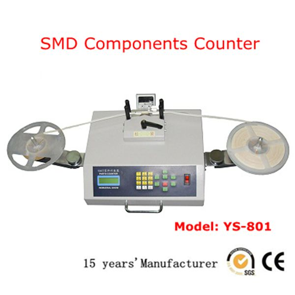 Component Counter for Taped & SMD Components