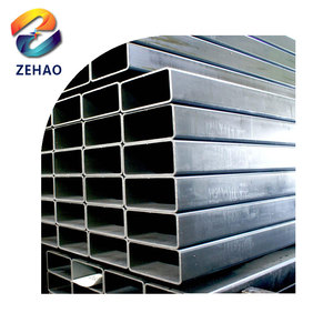 2019 GI Pipe , Pre /hot-dip galvanized 69 tube Square/Rectangular Hollow Section/ Galvanised Steel pipe use in building material