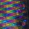 shorts wholesale embroidery reversible sequin fabric