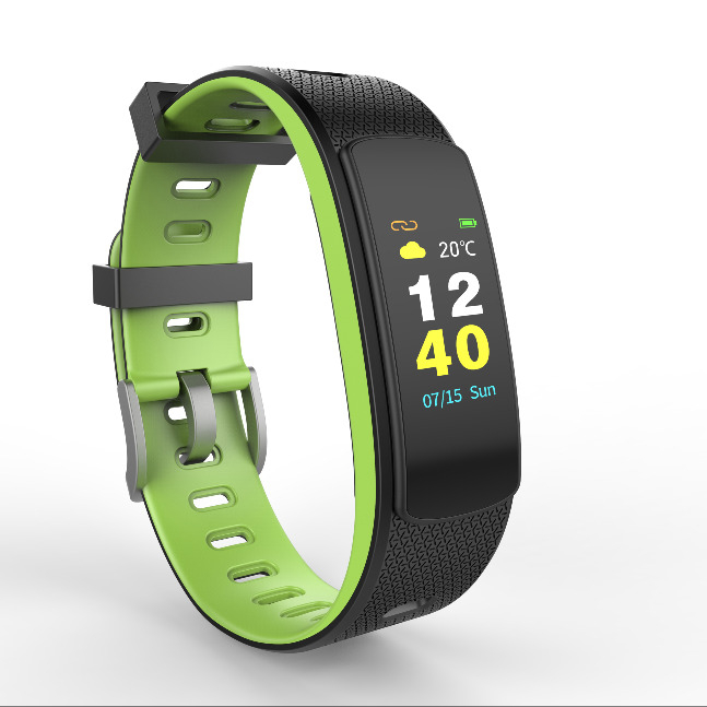 Oled Bluetooth 4.0 Waterproof Heart Rate Smart Wristband SmartPhone Bracelet For Android Phone Watch