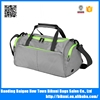 China custom new fashion high quality multifunction breathable sports business duffel gym travel bag with cooler pocket