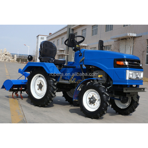 15 HP / 18 HP Agricultural mini farm tractor with implements