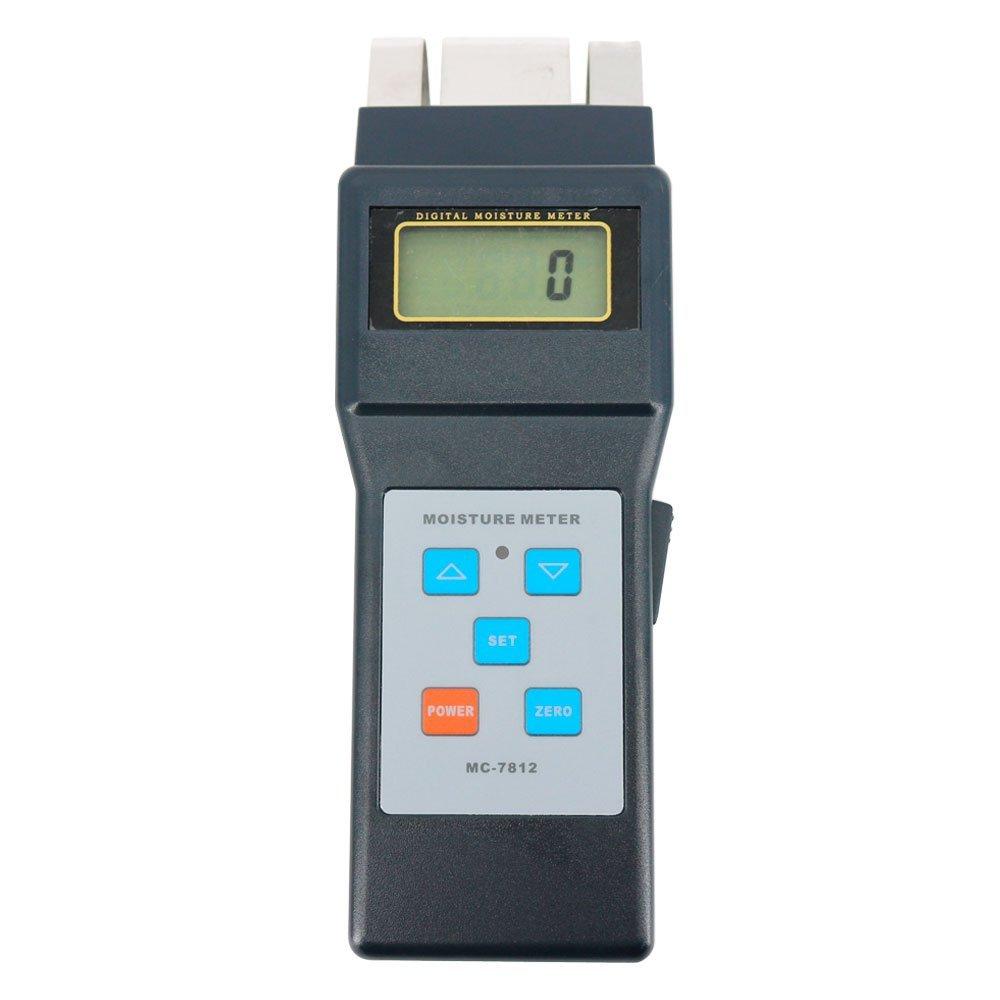 Tongbao MC7812 Digital Moisture Meter with Measurement range 0-80% MC-7812
