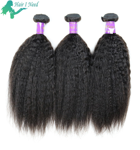 quality cuticle aligned genesis coarse yaki virgin hair