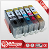 refillable ink cartridge PGI550 CLI551 for Canon PIXMA ip 7250/Pixma MG5450/Canon PIXMA MX925