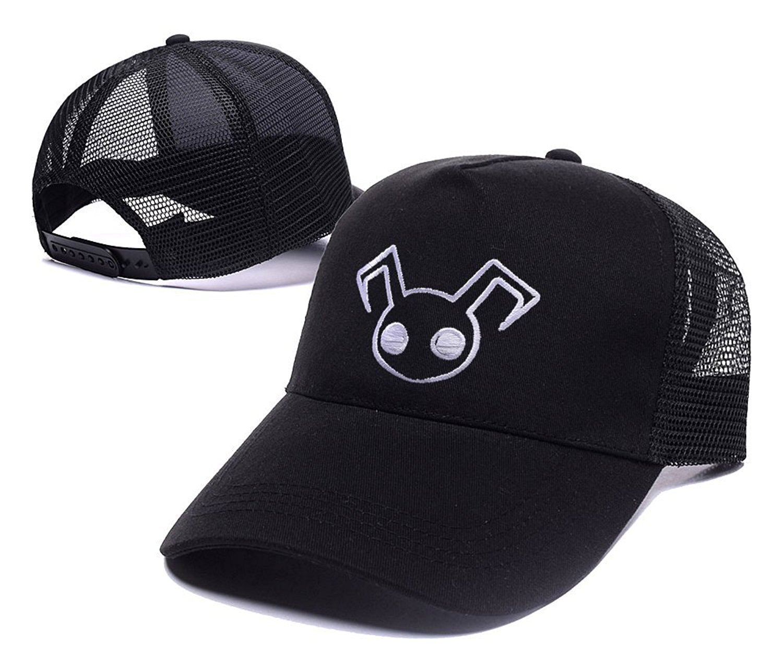 87031e0406e8e Get Quotations · AEFYHA Kingdom Hearts Shadow Glow In The Dark Embroidery Snapback  Cap Hat