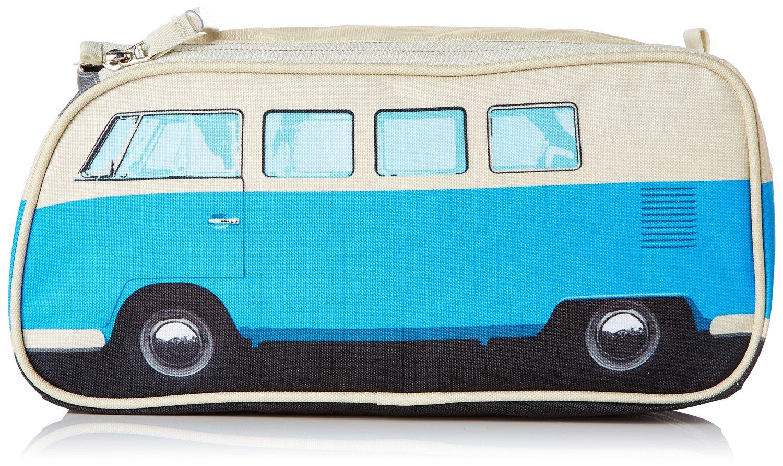 6dfa4fec0ab7 VW Volkswagen T1 Camper Van Toiletry Wash Bag - Blue - Multiple Color  Options Available
