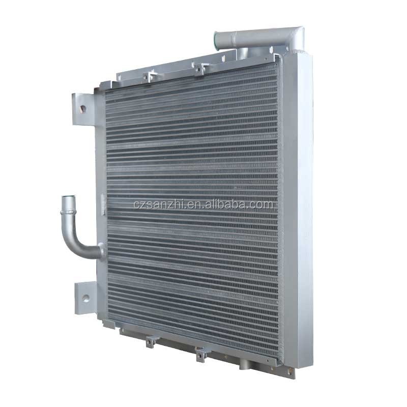 China manufacturer custom air cooled oil cooler