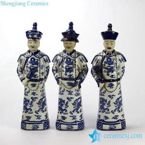 Antique Chinese Ceramic Figure Porcelain figurines