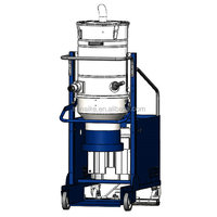 high performance wet and dry Industrial concrete vacuum