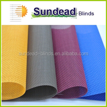 Wholesale Pvc Coated Polyester Outdoor Mesh Fabric For Outdoor Furniture Part 92