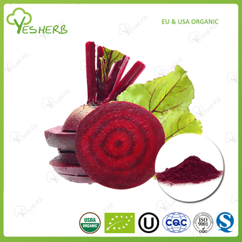 Factory direct supply organic beet root powder