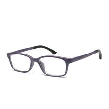 TR90 оправа для детских очков Милая брендовая Прозрачная Оптическая близорукость дизайнерская оправа для очков # PF9946(Китай)
