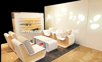 Corian Shaped Curved Manager Office Table Design/executive Office Desk Use  Office Furniture - Buy Corian Office Furniture,Office Counter Table Office  ...