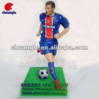Football Pemainpemain Sepak Bola Bonekafootball Pemain Gambar