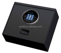 ST-1000 hotel small safe box strong box waterproof function