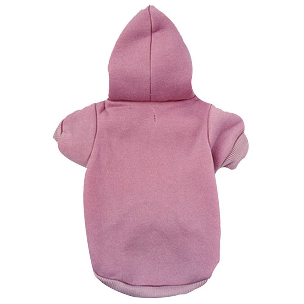 9eae1a5bec9a2 Get Quotations · Pet Clothes,Haoricu Winter Warm Coat chien Dog Hoodie Pet  Clothes For Small Puppy Hoodie