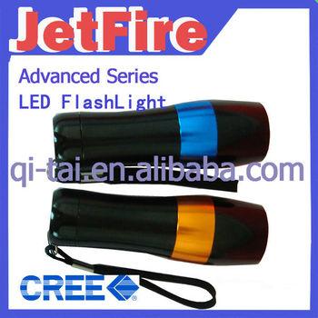 Explorer Ea2 280 Lumen Xp-g R5 Led Flashlight/aa Battery ...