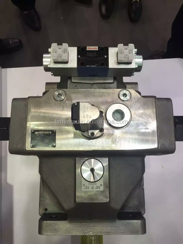 China wholesalers Hydromatik bosch rexroth a4vg pump A4V56 HW1.0R 0E 2010 piston pump