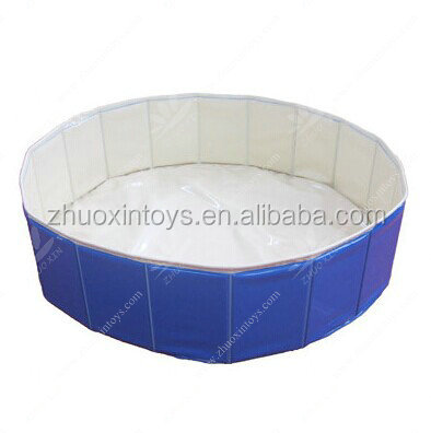 Chien en plastique piscine extra robuste piscine pour for Piscine en plastique