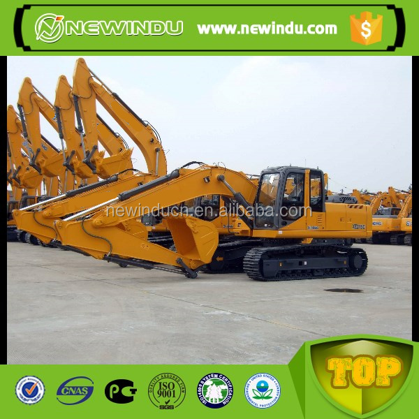 XCMG Construction Machine Excavator Supplier Hot XE215C 21t Digger Price