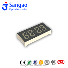 Ultra red 1.2inch one digit 7 seven segment led display/Customized LED Display/high quality